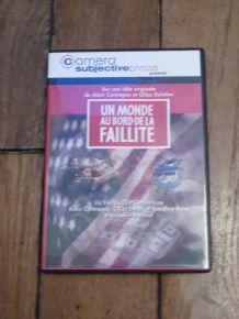 DVD un monde au bord de faillite- Camera subjective Presse