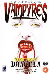DVD Vampyres Daughters of Dracula Neuf