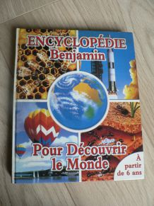 Belle encyclopedie benjamin