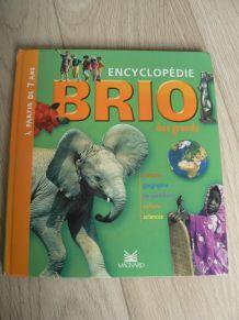 Encylopédie BRIO des grands