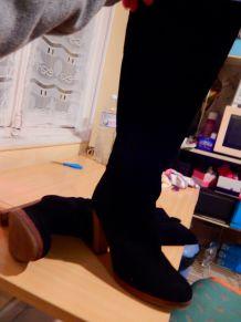 Bottes noirs