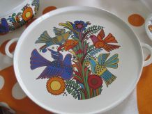 plat à tarte Acapulco Villeroy et Boch