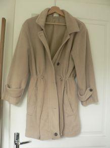veste manteau polaire mi saison  T 01