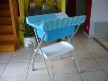 baignoire table a langer