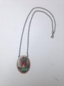 Collier La Marelle / Mon précieux motif faon