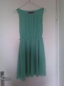 petite robe turquoise