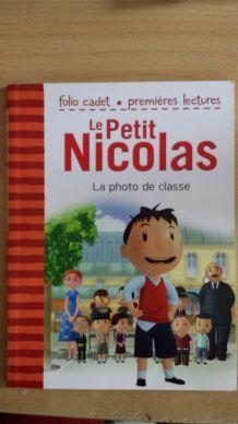 (n°109) livre enfant « le petit Nicolas »