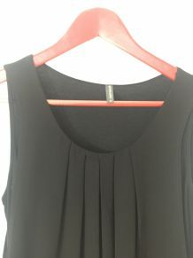 Robe noir Etam taille
