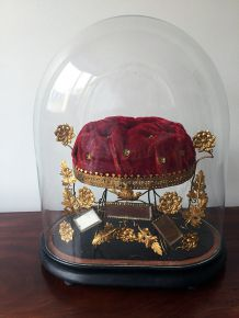 Globe de mariée Napoléon III