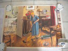 affiche rossignol montmorillon