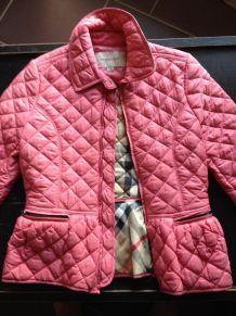 manteau burberry 12 ans