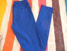 Jegging Pantalon Neuf Taille haute 38-40 Stretch