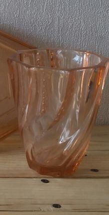 Vase luminarc rose