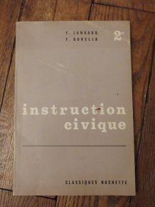 Instruction Civique- Classe De 2nde-  Liberté Et Démocratie- Les Institutions Politiques De La France