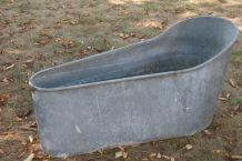 baignoire zinc enfant