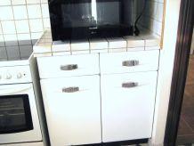 meubles cuisine vintage