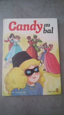 Livre candy au bal