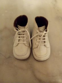 CHAUSSURES ENFANT GUIDE STEP ANNEE 1969