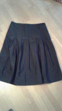 pantalon et jupe noirs