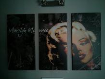 Triptique Marylin Monroe