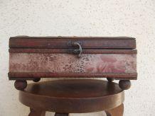 boite bois ancienne