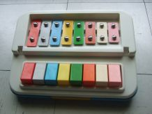Xylophone vintage marque Chicco-