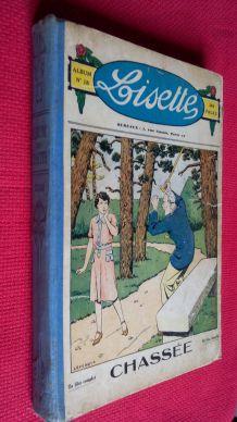 Album reliure Lisette n 18 - 1936