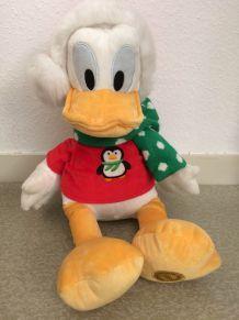 Peluche Donald Edition Noël