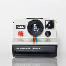 Polaroid 1000 bouton rouge  -  70 euros
