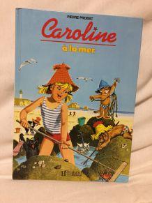 Livre Caroline à la mer