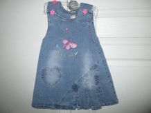 robe jean 6 ans