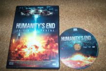DVD HUMANITY'S END invasion extra-terrestres