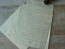 Acte notarié 2