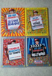 Livres Ou est Charlie?