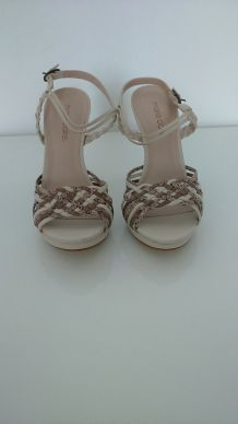 Sandales Marie Claire