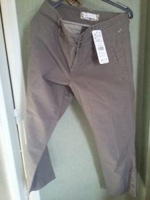 pantalon cache cache