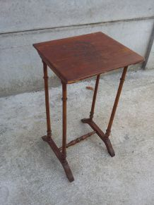 ANCIENNE PETITE TABLE RECTANGULAIRE