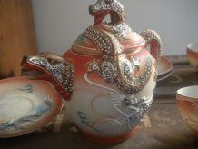 service a thé japonais satsuma