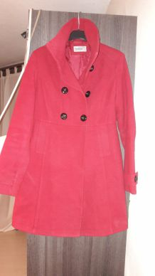 Manteau rouge