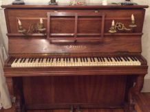 Piano droit EVRARD