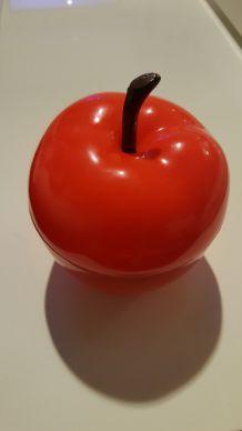 sceau à glaçon pomme