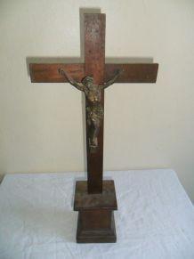 christ en bronze