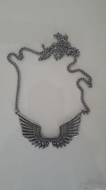 Sautoir ailes d'anges