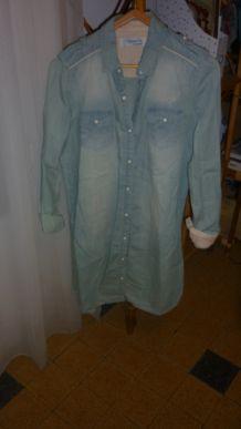 Robe chemise Kaporal neuve