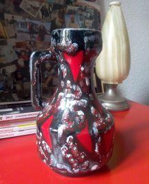 Jolie céramique émaillée - années 60