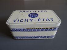 Boîte métal Pastilles Vichy