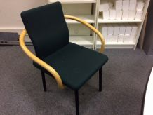 4 chaises knoll a accoudoirs