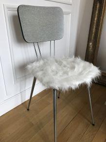 Chaise formi'moumoutte