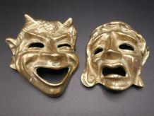 Masques De La Commedia Dell Arte