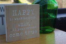 TABLEAU ESPRIT SCANDINAVE HAPPY